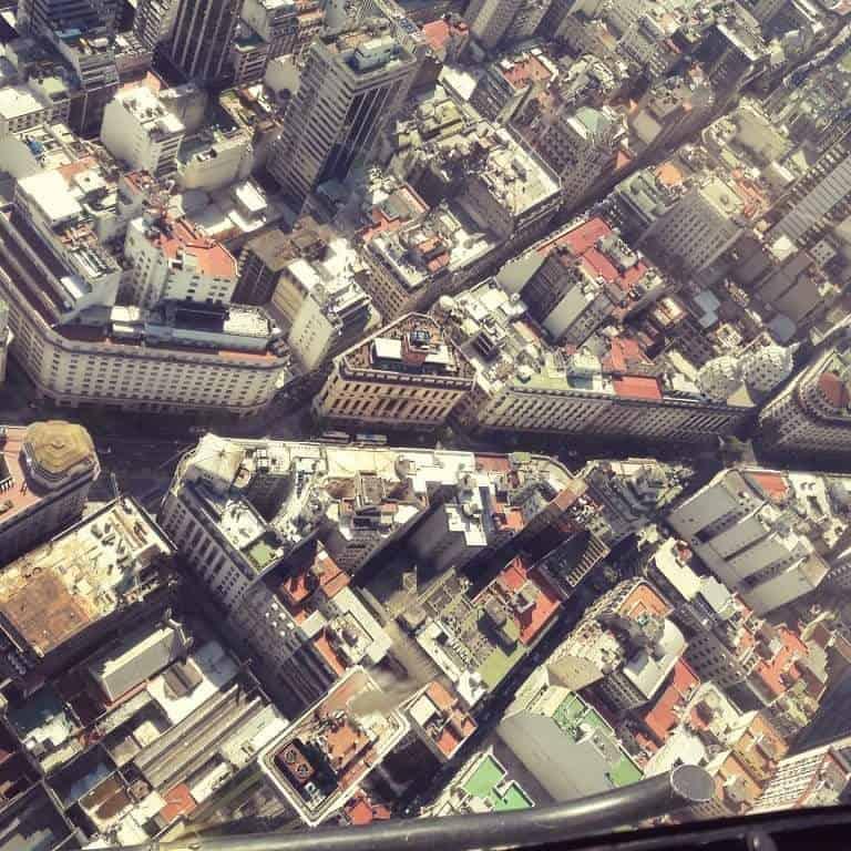 Buenos Aires desde el cielo