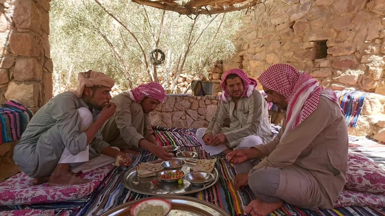 Experiencia Beduina