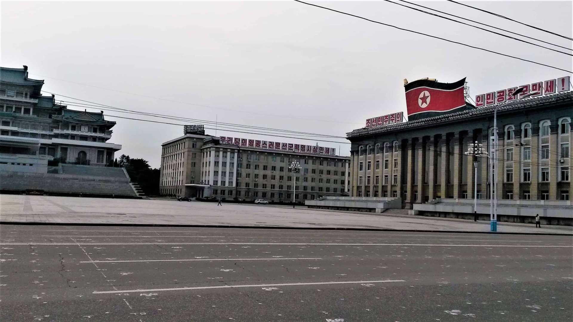 Corea del Norte - Parte 1 - Llegada a Pyongyang