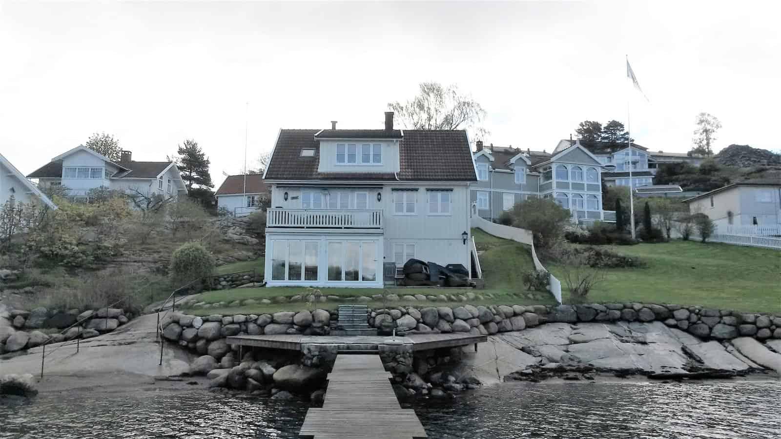 Como en casa.. pero en Noruega