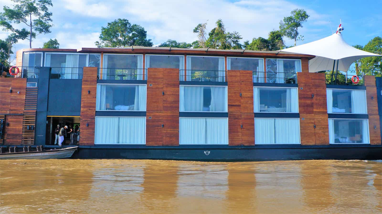 AMAZONAS PERUANO EN EL AQUA EXPEDITIONS: HOY PASEO EN EL CRUCERO…MAS ADELANTE TODO LO QUE VEMOS EN SEMEJANTE  PULMON DE LA NATURALEZA!