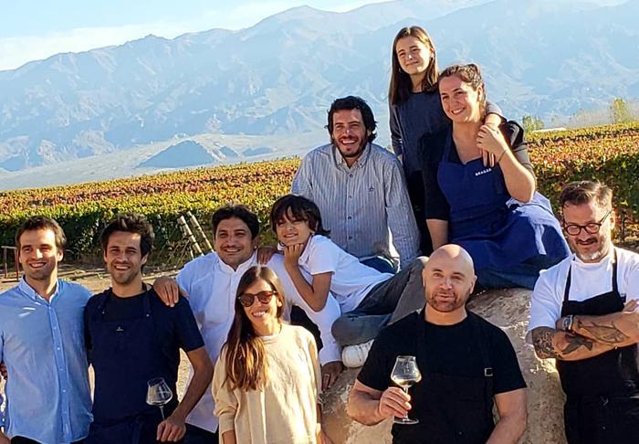 10 manos: evento gastronómico deluxe en Mendoza by Coca Chanel